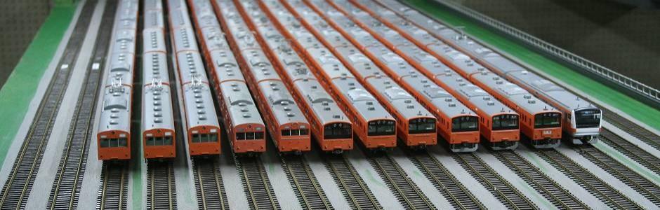零工房が運営する鉄道模型スペース